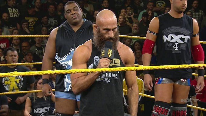 WWE NXT Results (November 27th, 2019): Sudden injury changes NXT Tag Title match, Adam Cole saves Finn Balor?