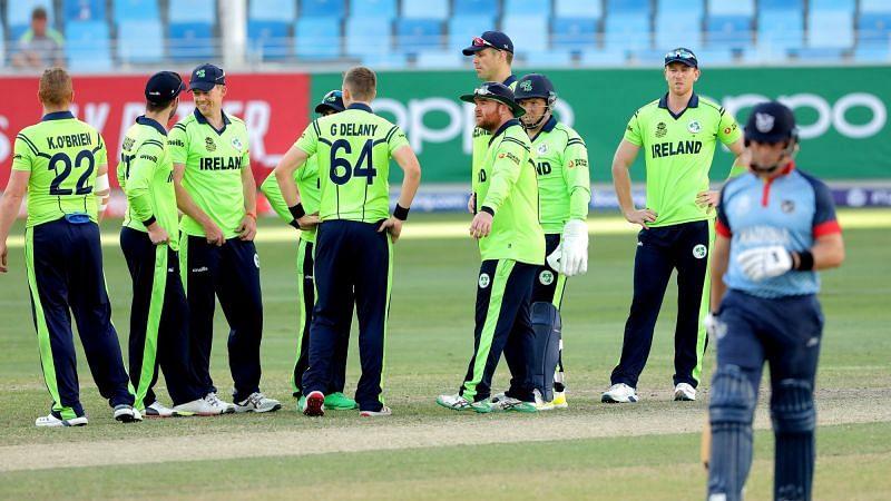 आयरलैंड ने तीसरा स्थान हासिल किया (Photo:)