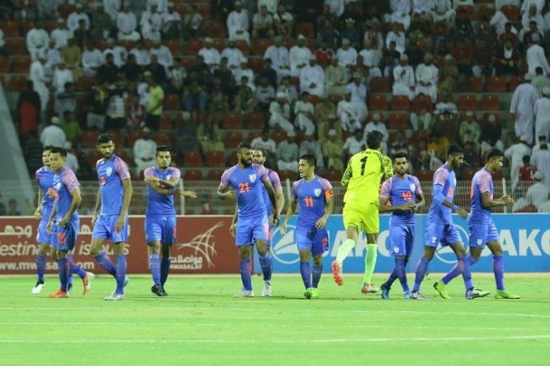 भारतीय टीम की हार