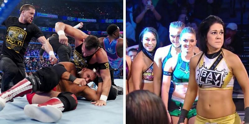 WWE SmackDown Results November 15th, 2019: Winners, Grades, Video Highlights for latest Friday Night SmackDown