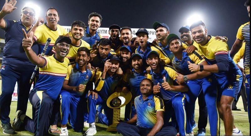 कर्नाटक क्रिकेट टीम