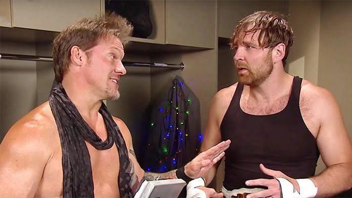 Chris Jericho speaks about Jon Moxley