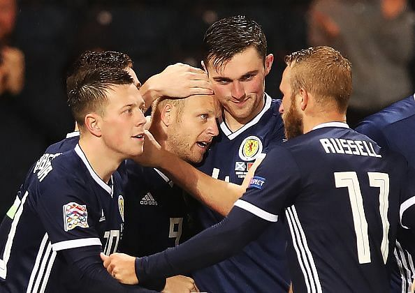 Scotland v Albania - UEFA Nations League C