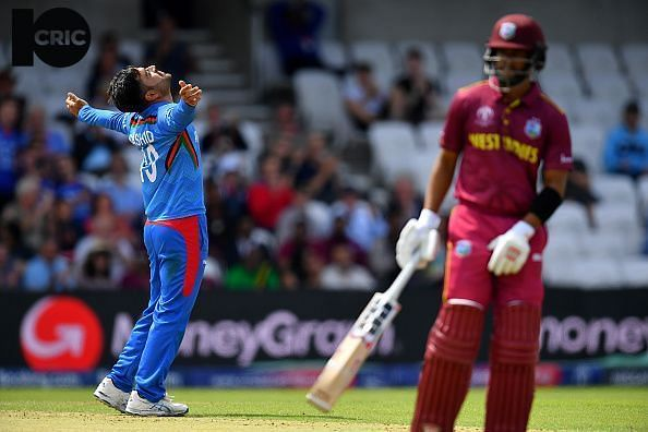 Afghanistan vs West Indies: Article Sponsored by 10CRIC