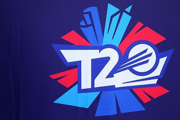 The ICC 2020 T20 World Cup logo