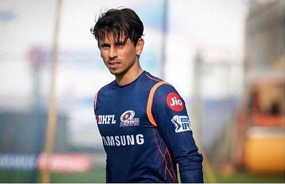Siddhesh Lad was traded to KKR by the Mumbai Indians