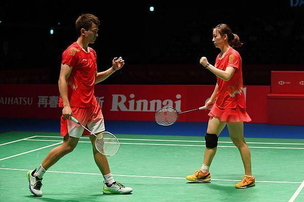 Zheng S Wei and Huang Ya Quiong