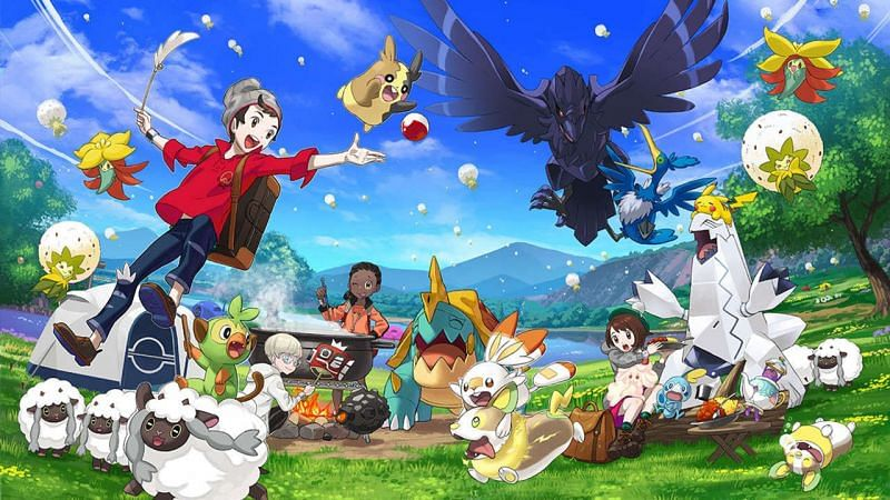 Pokemon Sword And Shield A Full List Of All Leaks The grookey line is likely inspired by various visit camden's website to see his full portfolio, including features, podcasts, and videos. pokemon sword and shield a full list