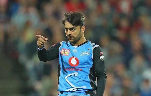 Rashid Khan will captain Afghanistan