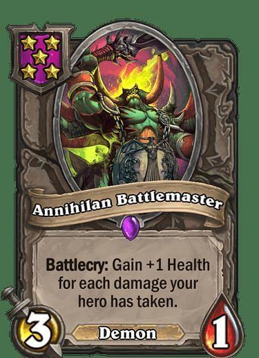 Annihilan Battlemaster