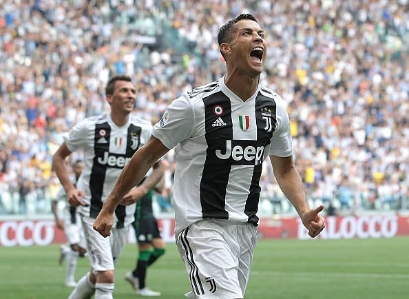 Does Cristiano Ronaldo make Juventus