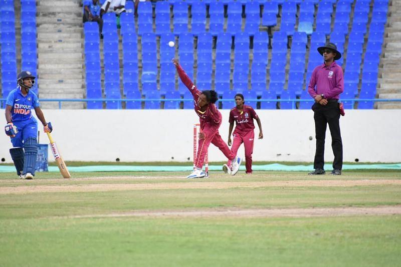 भारतीय महिला टीम ने की सीरीज में जबरदस्त वापसी
