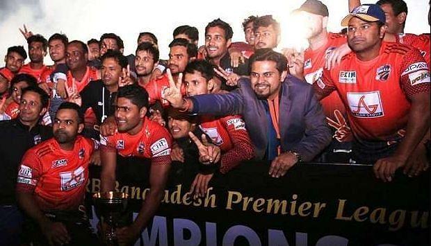 बीपीएल 2019 की विजेता टीम