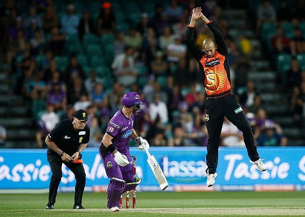 BBL - Hurricanes v Scorchers