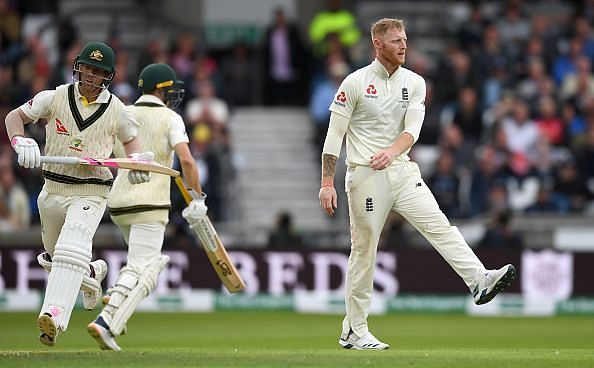 England v Australia - 3rd Specsavers Ashes Test: Day One