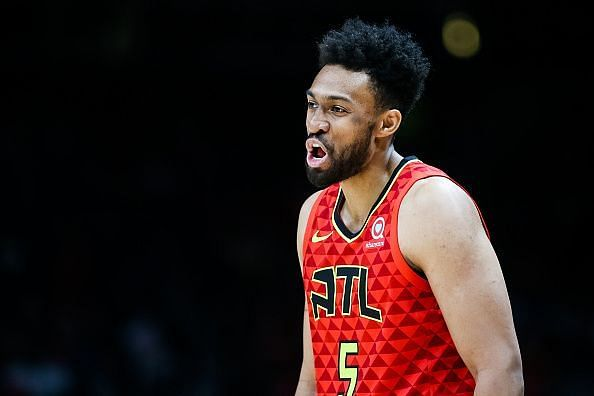 Jabari Parker is among the players that the Atlanta Hawks could trade over the coming weeks