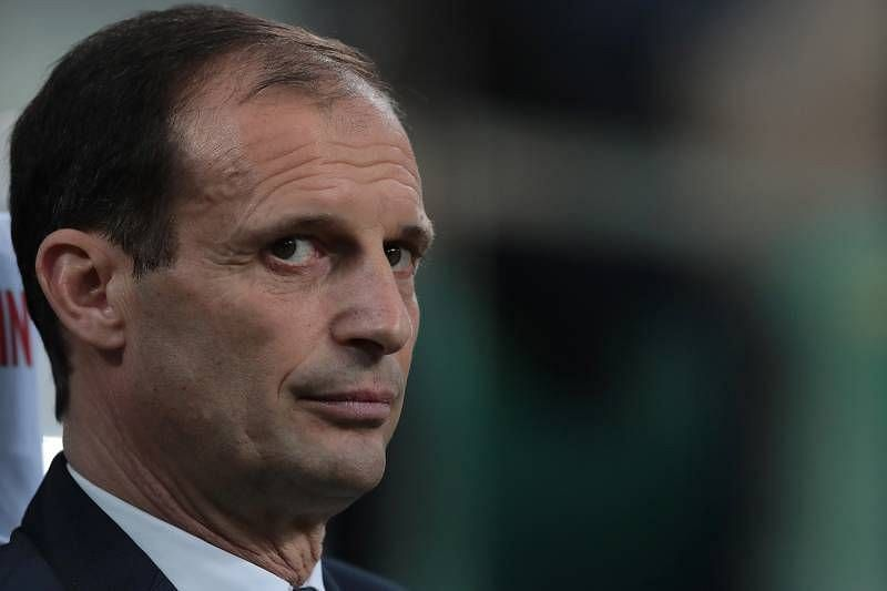 Allegri enjoyed a great deal of success as Juventus manager