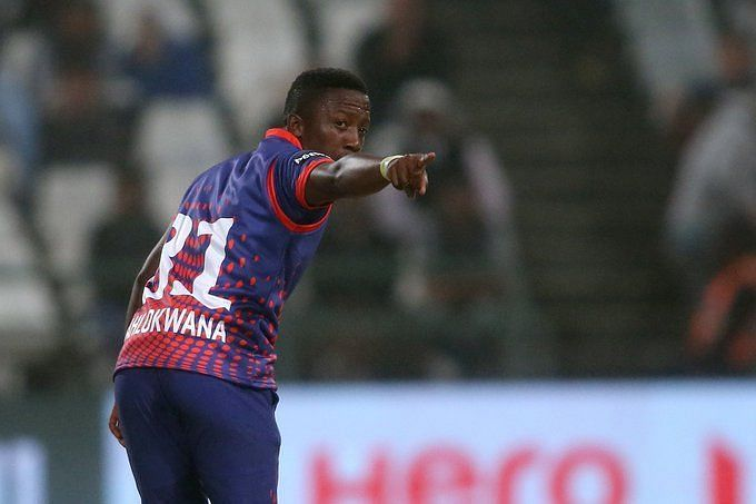 Gregory plays for Cape Town Blitz in the Mzansi Super League.