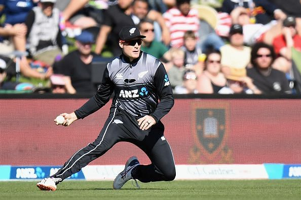 New Zealand v England - T20: Game 1