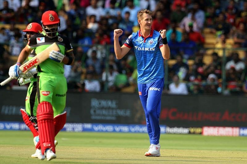 Chris Morris will play for Royal Challengers Bangalore in IPL 2020