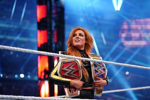 Becky Lynch is now the longest reigning RAW Women
