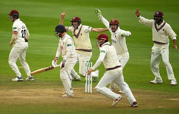 Somerset v Essex - Specsavers County Championship Division One: Day Four