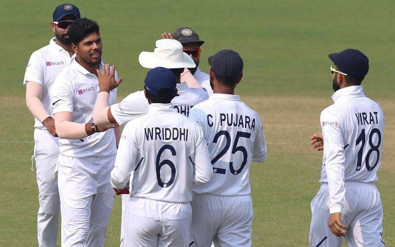 भारतीय टीम की कोलकाता टेस्ट में बेहतरीन जीत (Photo-Bcci)