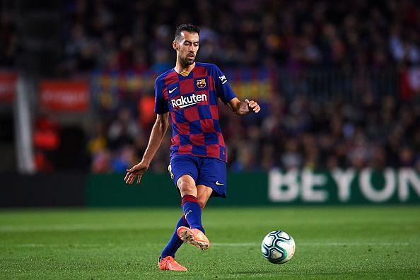 Sergio Busquets is one of the best defensive midfielders of all time
