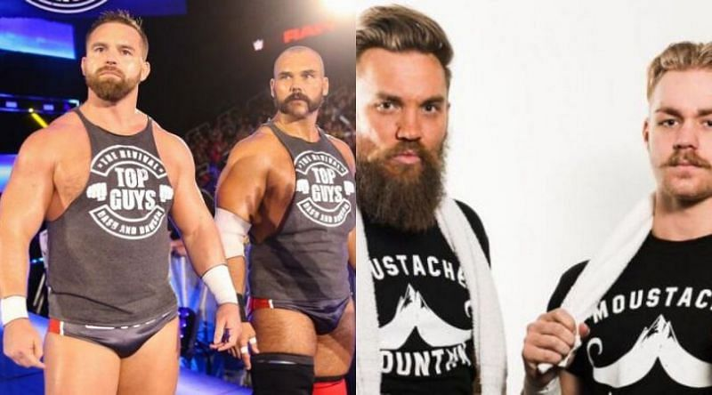Can we see a match between The Revival and The Moustache Mountain in the future?