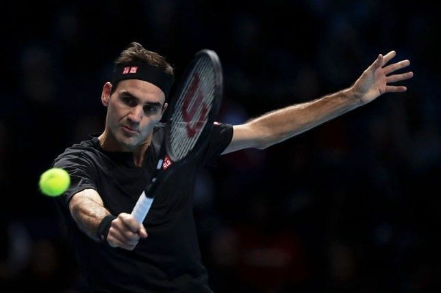 Nitto Atp Finals 2019 Roger Federer Thumps Novak Djokovic In Style To Reach Semis