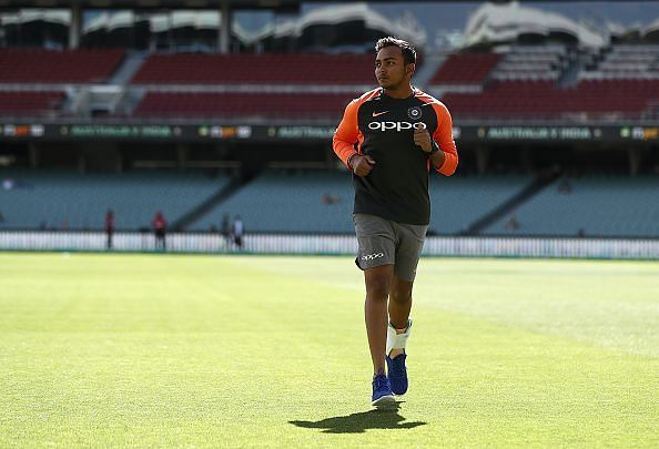 Prithvi Shaw returned to competitive cricket with a wonderful half-century