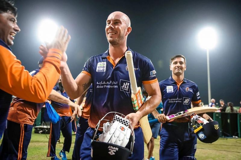 Chris Lynn will be in action today