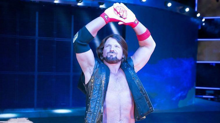 Even over 40, Styles is one of the best wrestlers in the world today.