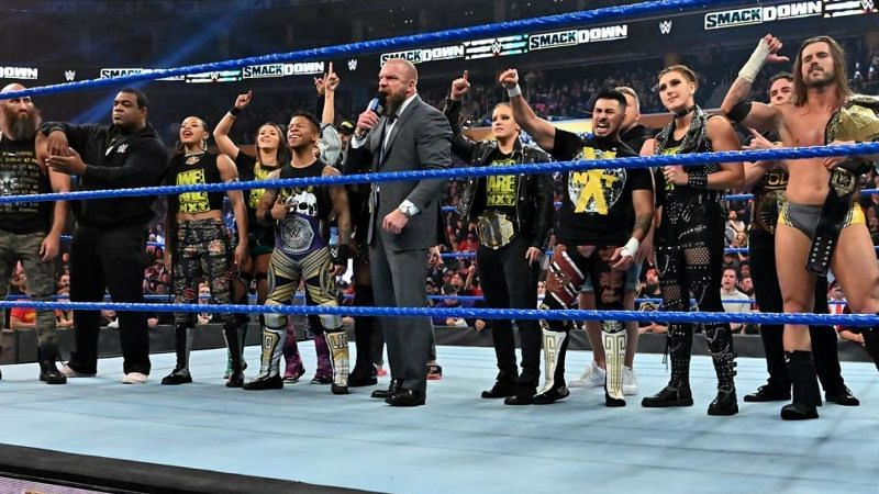 WWE Survivor Series 2019: Predicting the five men on Team NXT 5 Things In 2021 We Need To Happen