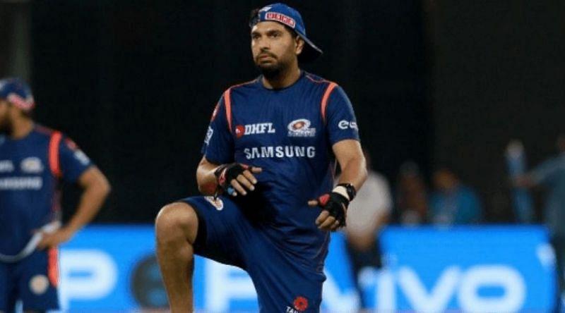 युवराज सिंह 2019 आईपीएल में सिर्फ 4 मैच खेल पाए थे
