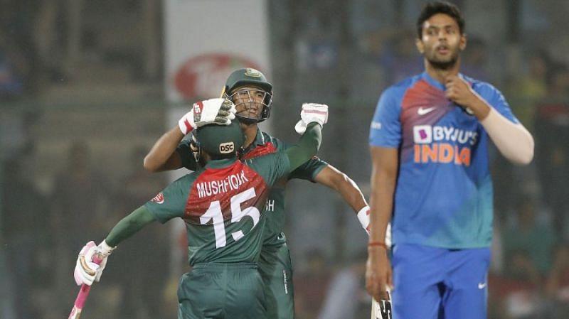 बांग्लादेश ने रचा इतिहास
