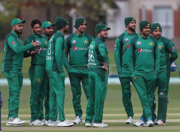 Kent v Pakistan