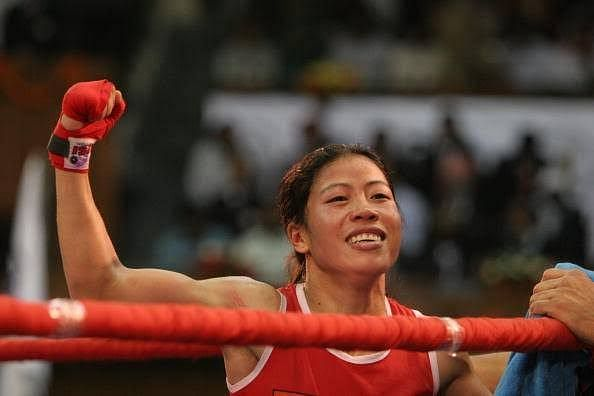 South Asian Games Boxing 2016
