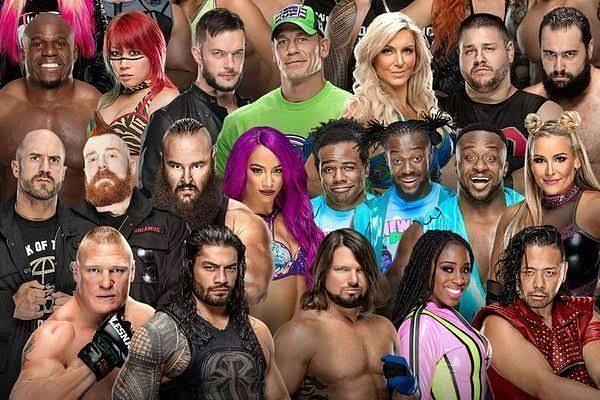 WWE रोस्टर