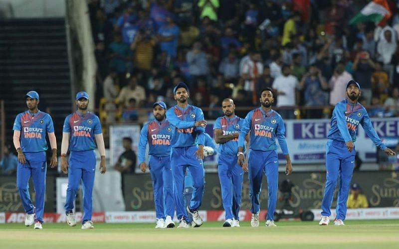 भारतीय क्रिकेट टीम (Photo: BCCI)