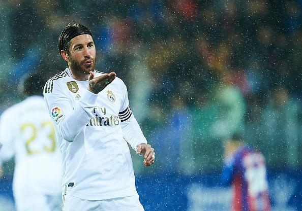 Sergio Ramos is one of the greatest defenders to ever play in the Champions League