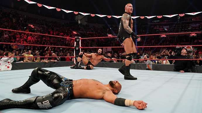 Image result for randy orton ricochet