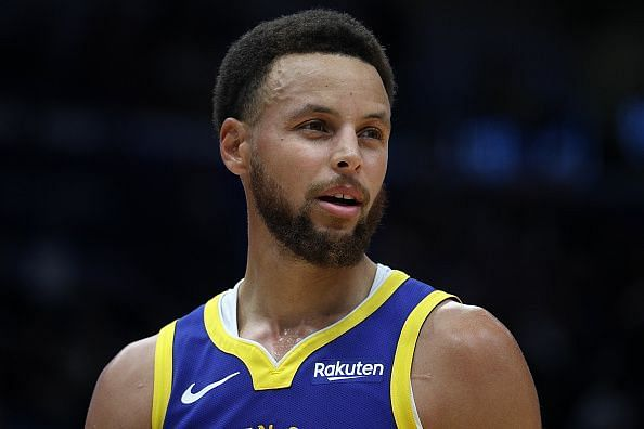The Golden State Warriors guard, Stephen Curry is one of the most efficient scorers of all-time
