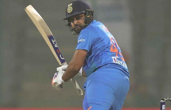 रोहित शर्मा - भारत की तरफ से सबसे ज्यादा टी20 अंतरराष्ट्रीय खेलने वाले खिलाड़ी