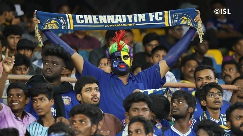 The Chennaiyin fans regained their voices with a stellar last gasp effort from the Marina Machans