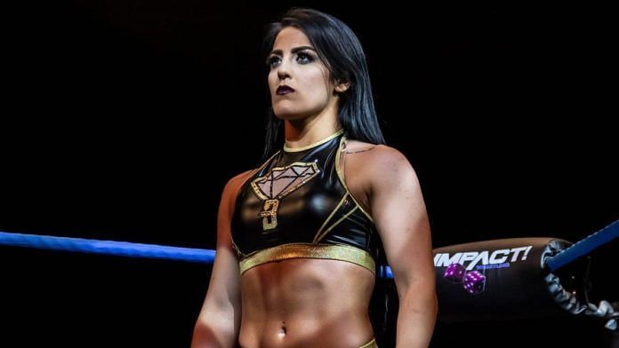 Tessa Blanchard made her return to wrestling this past Saturday at Warrior Wrestling in Chicago.