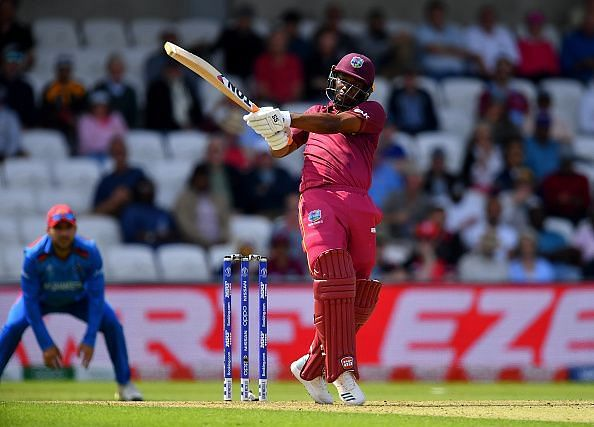 Can Evin Lewis inspire West Indies to a series win against Afghanistan?