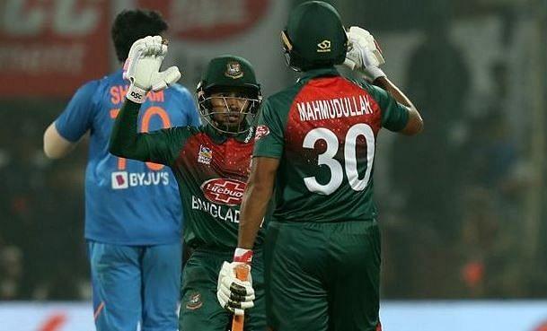 बांग्लादेश ने रचा इतिहास  (Photo: BCCI)