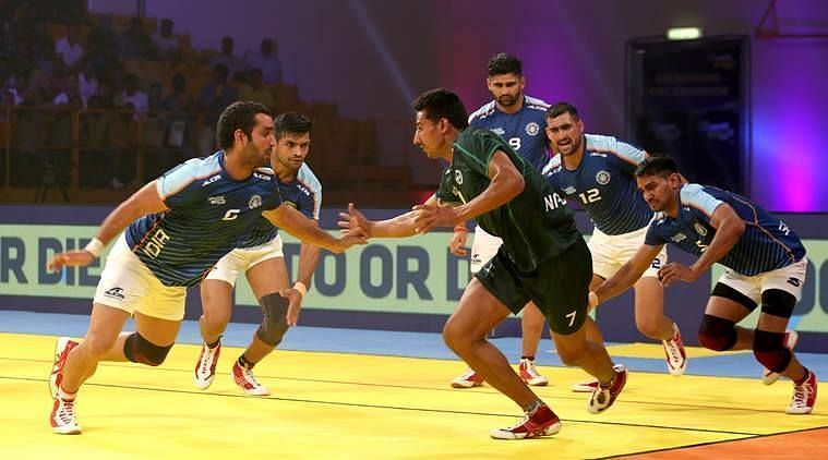 Only Pakistan can give a tough fight to India