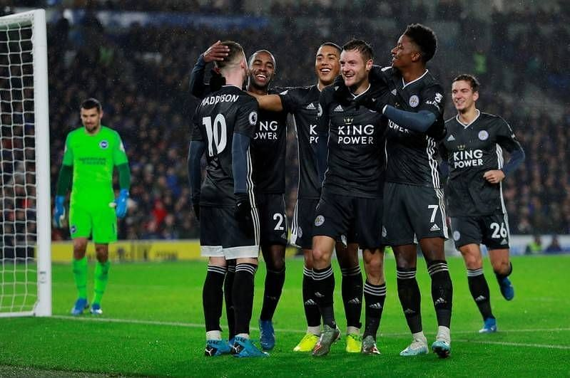 Leicester City cruised to a comfortable 2-0 win over Brighton this weekend